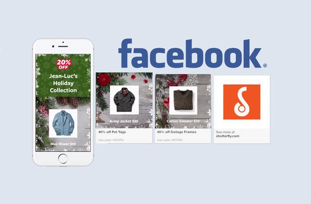 digital group facebook ads productos festivos